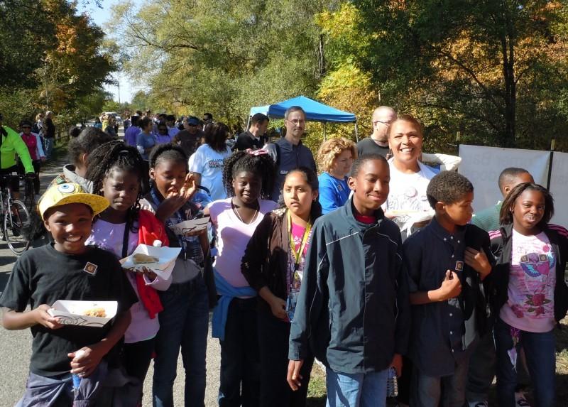 Kellogg Middle School Food Bank