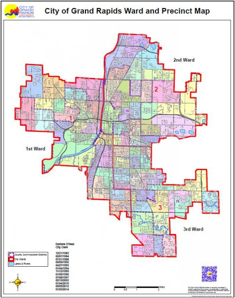 3rd Ward Chicago Map Chicago City Limits Map on