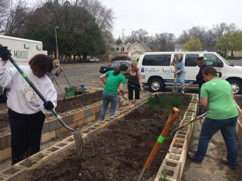 Community garden grant recipients announced by World Renew The