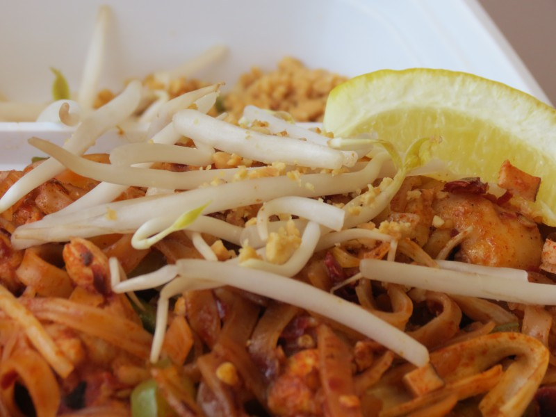 In the battle for pad thai dominance angel 39 s reigns for Angel thai cuisine