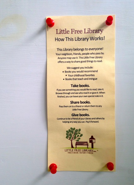 Little Free Libraries Trend Popping Up In Grand Rapids The Rapidian