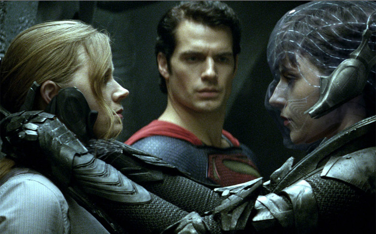 Man of steel soars the rapidian a screen shot from man of steel voltagebd Choice Image