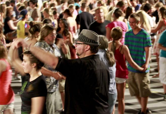 Grand Rapids Original Swing Society To Host Disney-themed