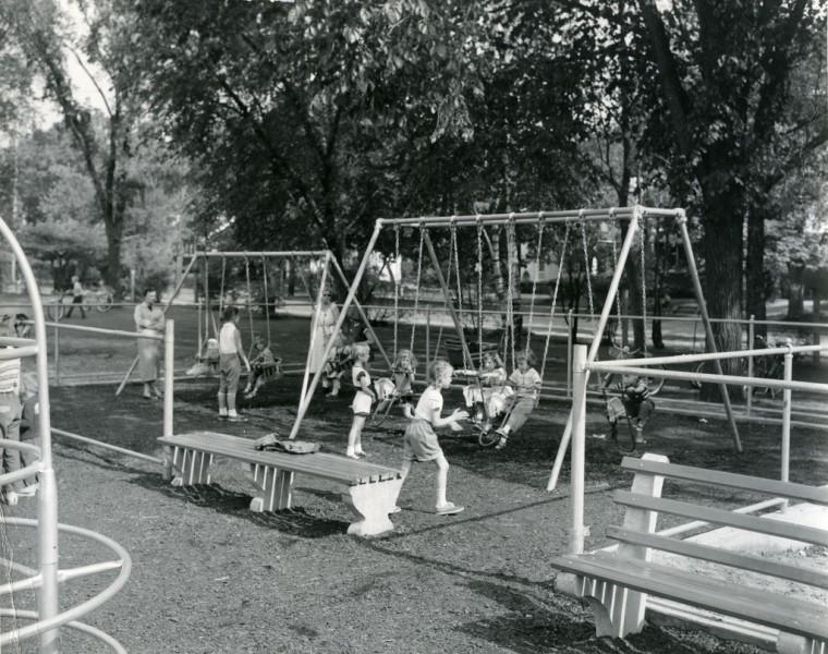 Urban Playground Public Spaces