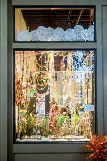 Window wonderland competition to light up downtown for for Window wonderland