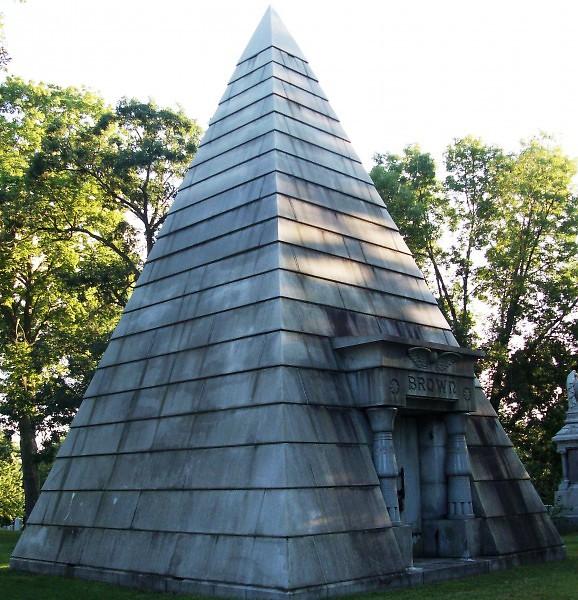 Marcus Brown Pyramid