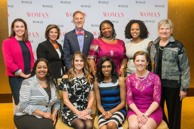 2018 West Michigan Woman Brilliance Awards Winners