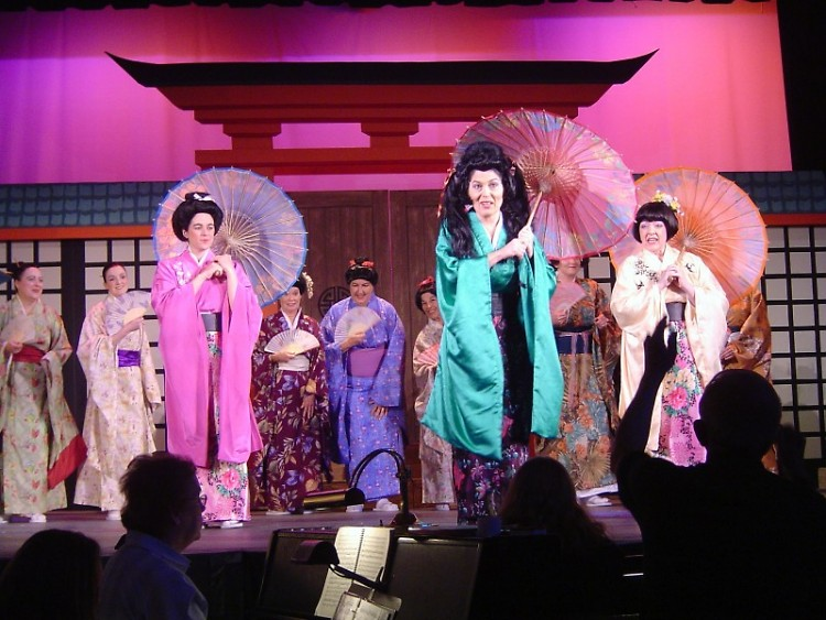 2007 WMS Mikado production