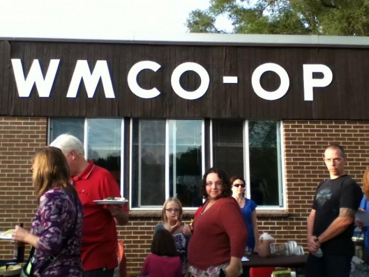 West Michigan Co-op picnic