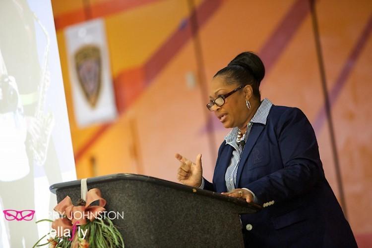 Superintendent Teresa Weatherall Neal