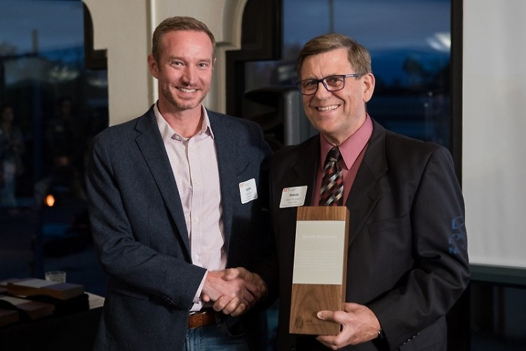 Dennis Sturtevant, CEO of Dwelling Place Grand Rapids Receives the 2019 David D. Smith Humanitarian Award