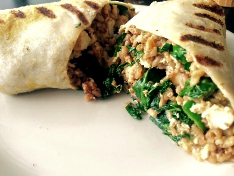 Bartertown burrito