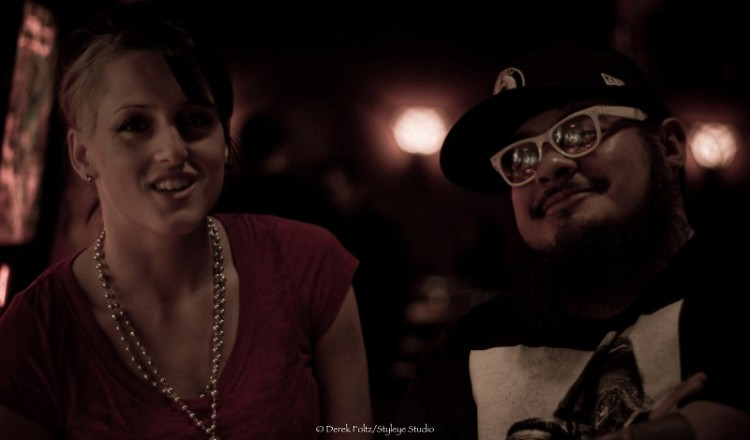 Magdalene Law and Reuben Garcia, creators of Con Artist Crew.