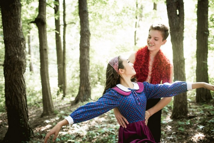 CARE dancers bring the magical tale to stage