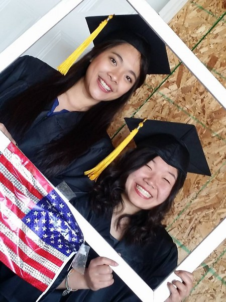 An exciting time for students as they complete their 10-month program and prepare to return to their home country.