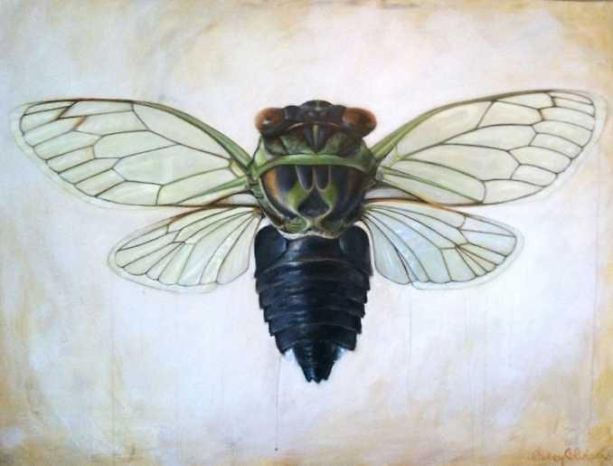 """ArtPrize 2012 Entry """"Cicada"""""""
