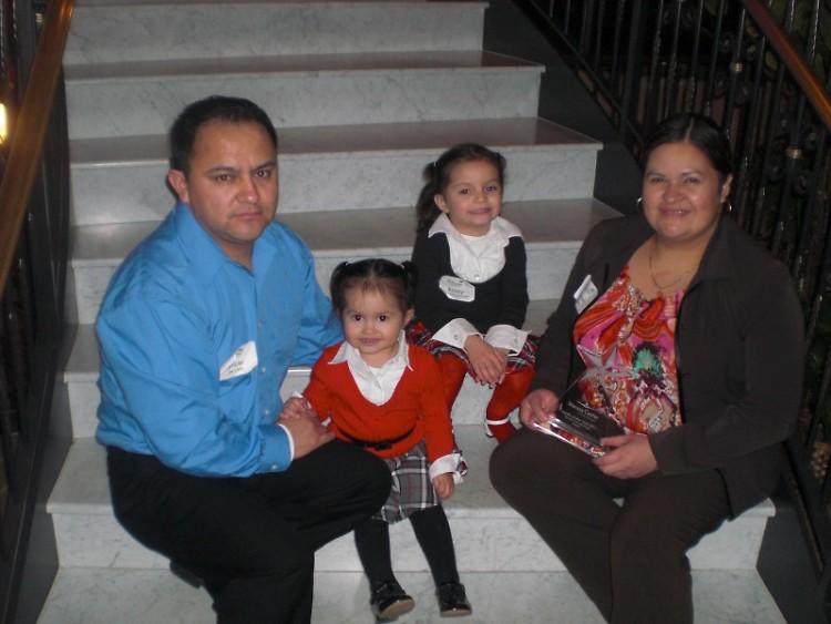 The DeLeón-Gramajo family