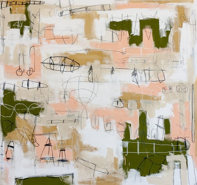 """Work from the """"Conditions"""" series by Jeff Kraus"""