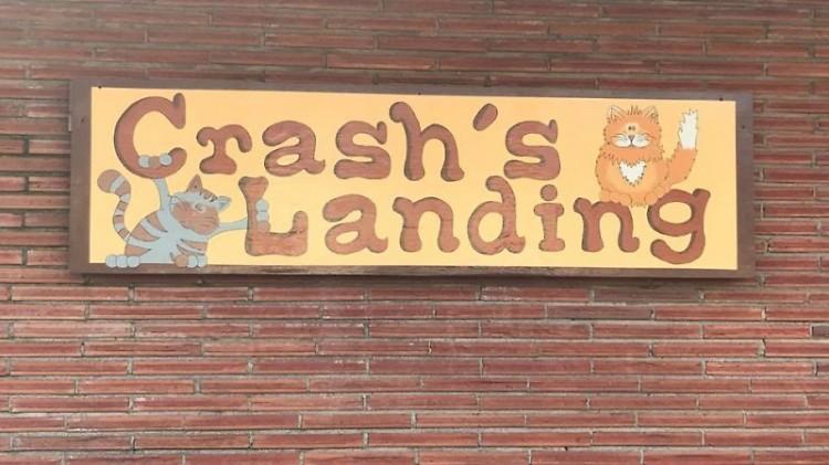 Crash's Landing and Big Sid's Sanctuary, located on 1545 Diamond Ave NE Grand Rapids, MI 49505.