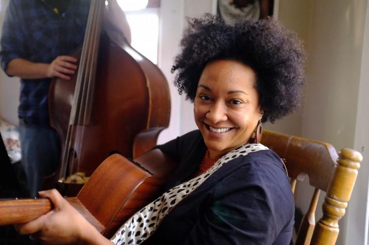 Karisa Wilson performing at Hen House in 2012