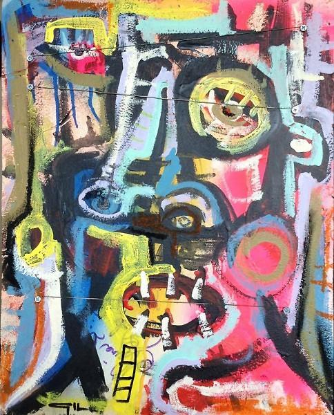 """""""Dysfunction"""" by Gil Lelazhe Jariq"""