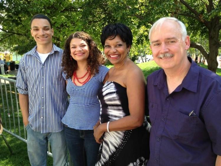 Evans Hyde Family