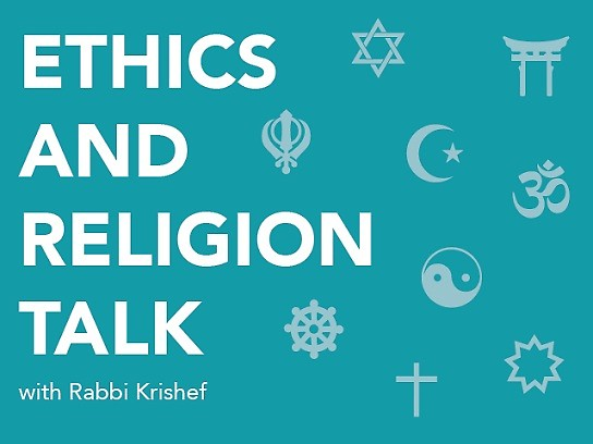 Ethics and Religion Talk