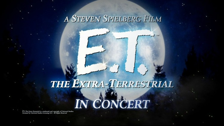 Grand Rapids Pops presents 'E.T. in Concert' Nov. 4-6, 2016, in DeVos Performance Hall.