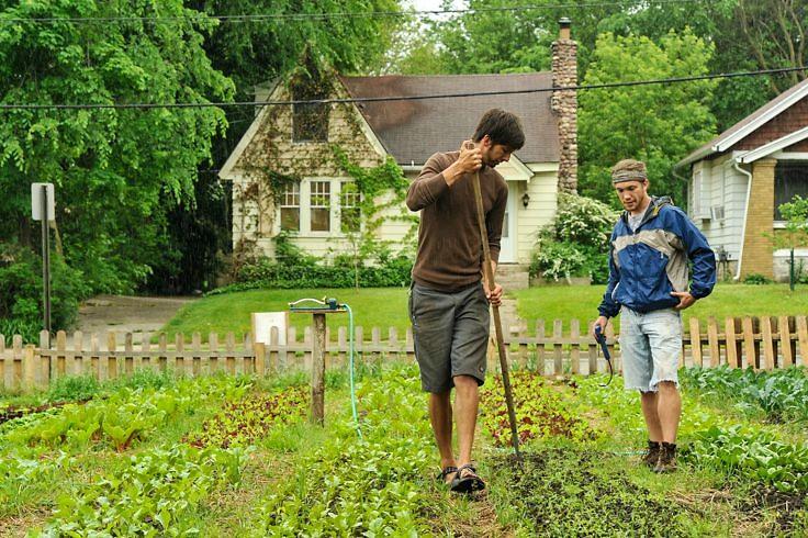 Urban Roots farmers