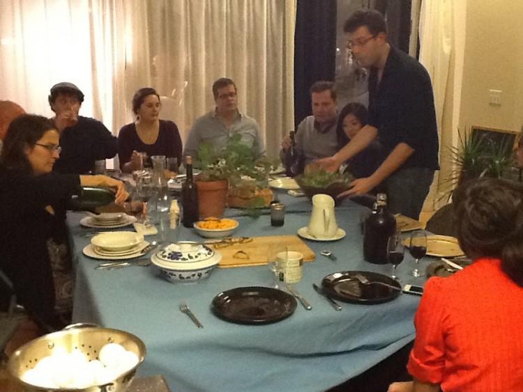 Foodie participants
