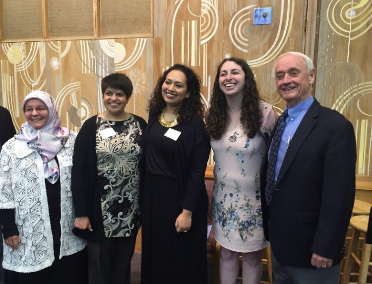 Filiz Dogru, Margarita Solis-Deal, Zahabia Ahmed-Usmani, Shelby Bruseloff, Douglas Kindschi