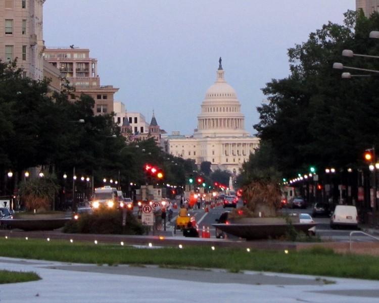Capitol Building, Washington, D.C.