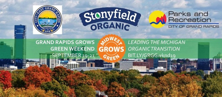 Grand Rapids Grows Green Weekend