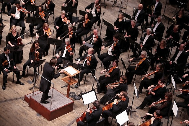The Grand Rapids Symphony returns to New York City's Carnegie Hall on Friday, April 20, 2018.