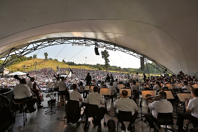 Grand Rapids Symphony, will give a free, neighborhood concert on Saturday, July 21 at John Ball Park