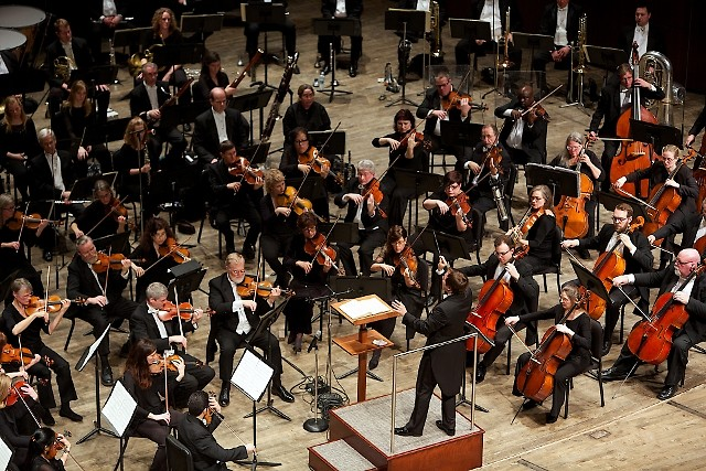 Grand Rapids Symphony performs its Carnegie Hall preview concert on Friday and Saturday, April 13-14, in DeVos Performance Hall.
