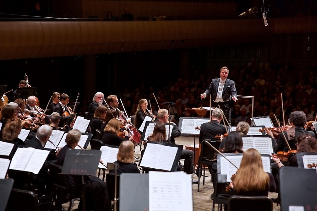 Grand Rapids Symphony celebrates the 100th anniversary of the birth of Leonard Bernstein on Nov. 2-3 in DeVos Performance Hall.