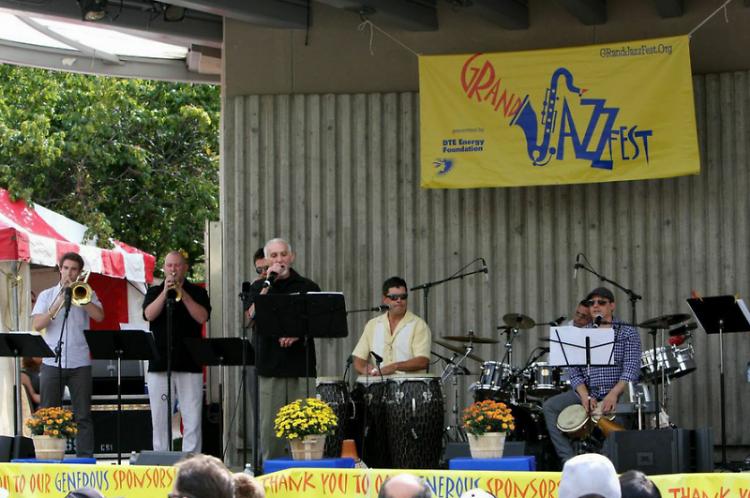 Grupo Aye at inaugural festival in 2012