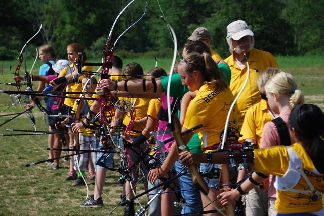 The West Michigan Archery Center in Rockford opened in 2014.