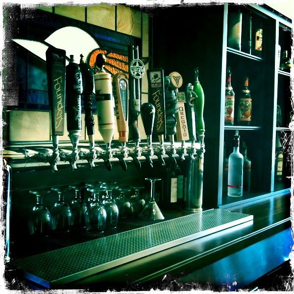 Nearly 20 local brews are on tap between Monarchs' & Mercury Bar