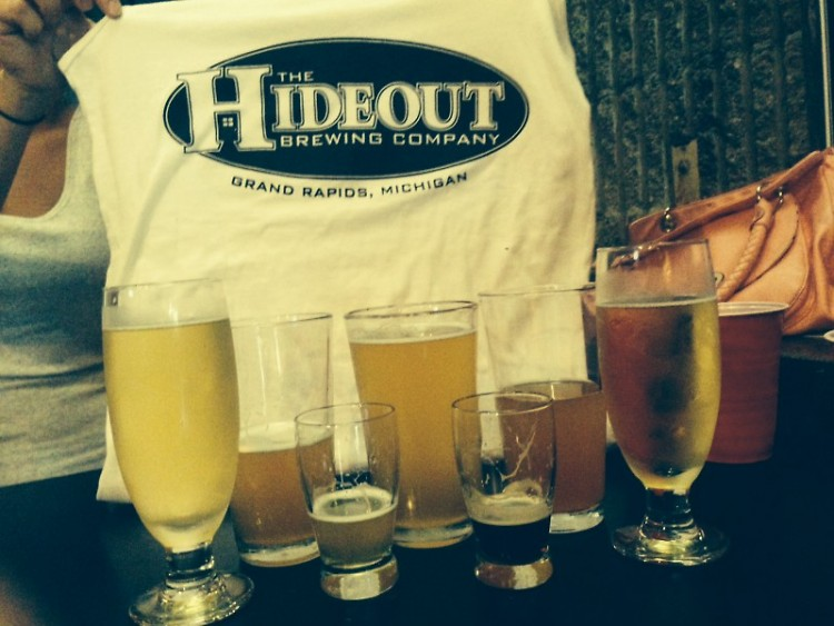Hideout Brewing