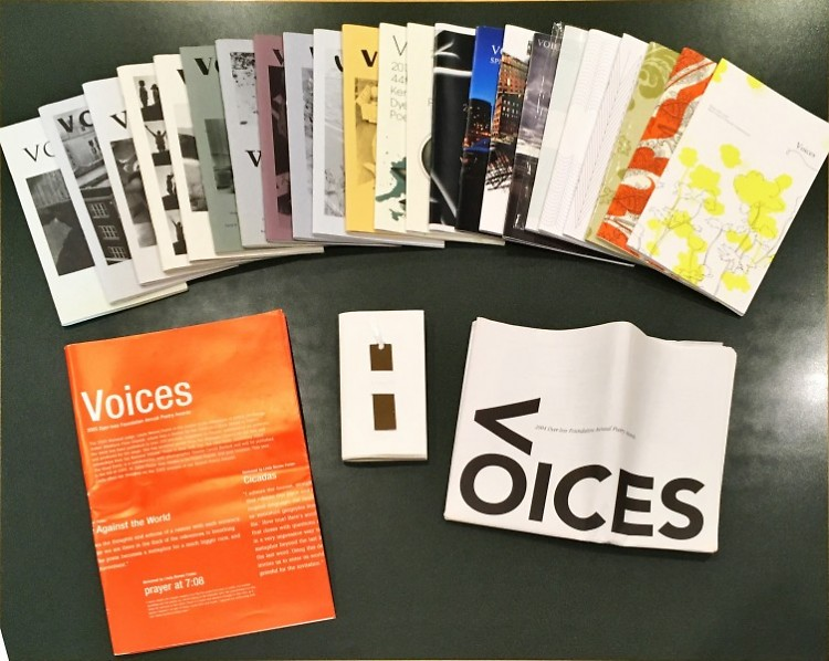 Several decades of Voices