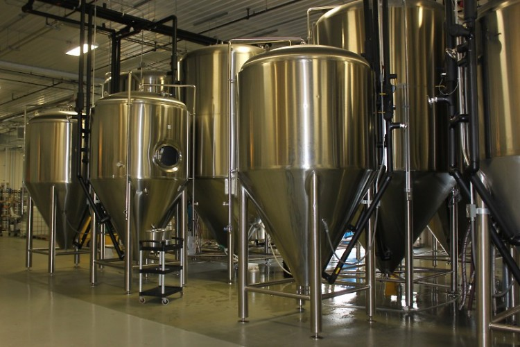 Behind the scenes at Perrin Brewing Company