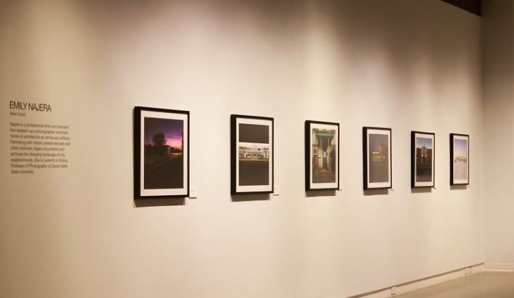 Emily Najera's UICA Exhibit Series