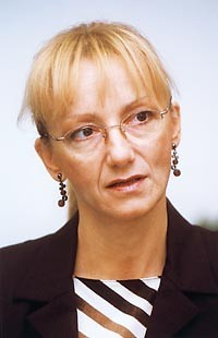 Croatian diplomat Dr. Jelena Grčić Polić (former)