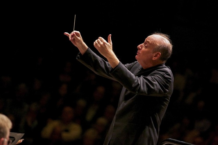 Guest conductor Larry Rachleff, who served as Grand Rapids Symphony's Music Advisor for two seasons, returns to DeVos Hall.