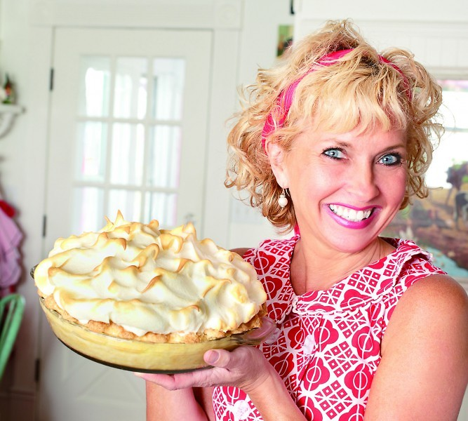 Linda Hundt is the owner of Sweetie-licious.