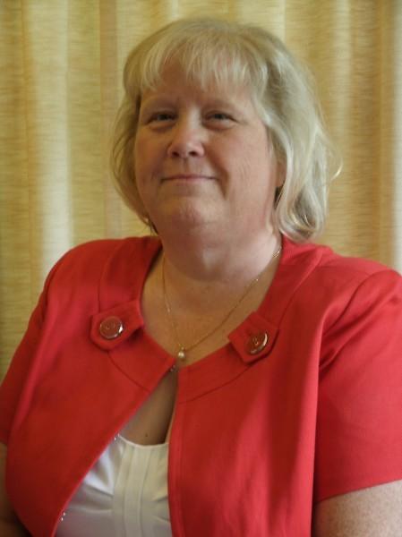 Liesha Crawford, winner of the Golden Apple Award