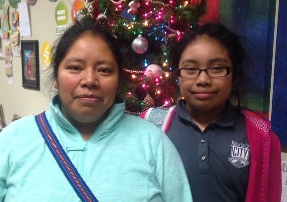 Dominga and Liliana