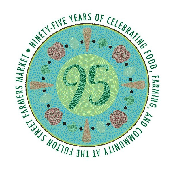 Special 95th Anniversary Logo
